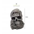 Crâne XL et tas de crânes