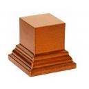 Socle carré petit modèle Noisette