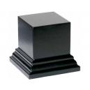 Socle carré grand modèle Noir